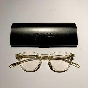 Oliver Peoples - Transparent Frames